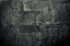 Cement wall. Abstract background cracked old cement wall Stock Photography