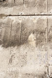 Cement wall Royalty Free Stock Images