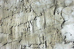Cement wall Stock Photography