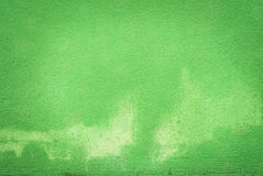Cement wall background. Green grunge cement wall background Stock Images