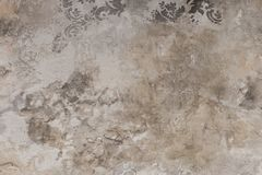 Cement wall background. Texture placed over an object to create a grunge effect. For your design royalty free stock photo