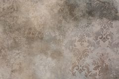 Cement wall background. Texture placed over an object to create a grunge effect royalty free stock image