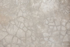 Cement wall. Concrete wall crack is old. Texture is beautiful pattern stock photos