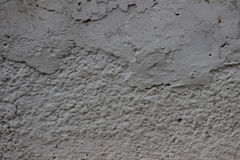 Cement wall with cracks and old paint texture Stock Photo
