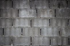 Cement wall stock image