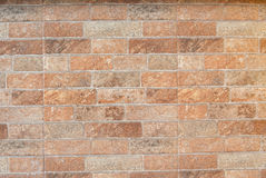 Cement wall red brick texture background Stock Photos