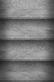 cement wall with shelves and shadow for pattern Royalty Free Stock Photography