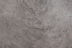 Cement wall with texture and crack on the surface. Gray tone is appear by the coating. Royalty Free Stock Images