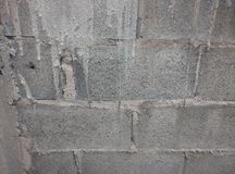 Cement wall textures Royalty Free Stock Photos