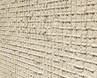 Cement, white, light, wall, stucco, backgrounds, surface, fog, w Stock Photos