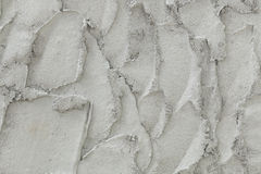 Cement whitewash for pattern and background Royalty Free Stock Photo