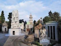 Cementary Imagem de Stock Royalty Free