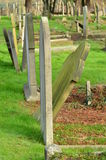 Cementary Images stock