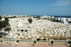 Cementary in Monastir Stock Image