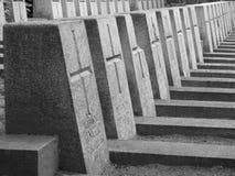 cementary rasos Стоковая Фотография