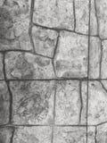 Cementbehang Royalty-vrije Stock Afbeelding