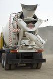 cementblandningsenhet Fotografering för Bildbyråer