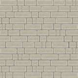 Cemented Brick Background with Block Architecture. This Cemented Brick background is a beautiful blend of Cemented Fossil undertone perfect for flooring Royalty Free Stock Photo