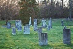 Cementerio Fotografía de archivo libre de regalías