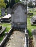 Cementerio 19 Imagen de archivo libre de regalías