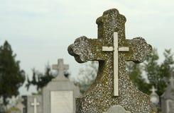 Cementerio Fotografía de archivo