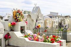 Cementerio imagen de archivo libre de regalías