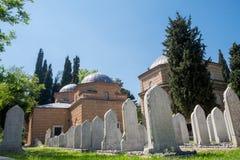 Cementerio 2 Imágenes de archivo libres de regalías