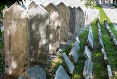 Cementerio 4 Fotografía de archivo libre de regalías
