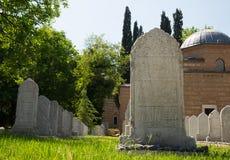 Cementerio 9 Fotografía de archivo libre de regalías