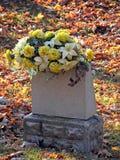 Cementerio Imagen de archivo