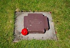 Cementerio alemán del monumento de la Segunda Guerra Mundial del sepulcro @ Foto de archivo libre de regalías