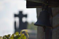 Cementerio alemán en Normandie Foto de archivo libre de regalías