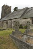 Cementerio antiguo Imagen de archivo