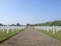 Cementerio colonial en Jakarta del norte Fotografía de archivo libre de regalías