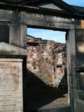 Cementerio de Calton Fotos de archivo libres de regalías