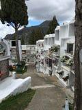 Cementerio de Casares Foto de archivo