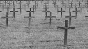 Cementerio de frasnoy, Francia de la guerra fotos de archivo