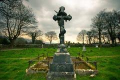 Cementerio de Irlanda Imagenes de archivo