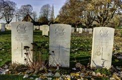 Cementerio de la granja de Essex Foto de archivo