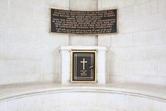 Cementerio de la guerra de Kanchanaburi Imagen de archivo libre de regalías