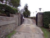 Cementerio de la guerra mundial, Kohima, Nagaland imagen de archivo