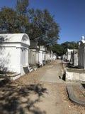 Cementerio de Lafayette foto de archivo