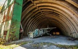 Cementerio de los aviones imágenes de archivo libres de regalías