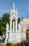 Cementerio de los dos puntos Fotos de archivo libres de regalías