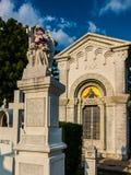 Cementerio de Los Ilustres, San Salvador Stock Image