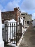Cementerio de Luisiana Fotos de archivo libres de regalías