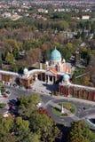 Cementerio de Mirogoj en Zagreb imagenes de archivo