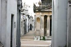 Cementerio de Recoleta fotos de archivo libres de regalías