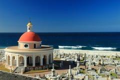 Cementerio de San Juan Stock Images