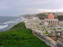 Cementerio de San Juan Foto de archivo libre de regalías